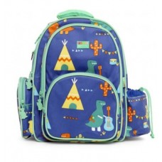Backpack Large - Dino Rock - Penny Scallan  PLUS FREE LUNCH BOX
